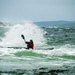 Chris Lockyer Rock hopping last yer in Newfoundland